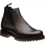 Church Cornwood rubber-soled Chelsea boots