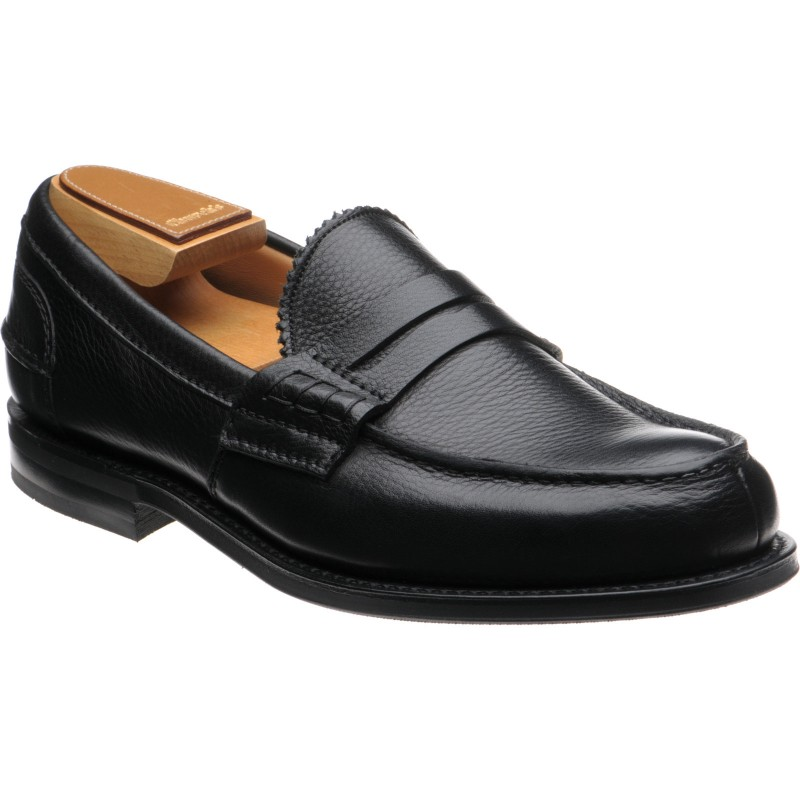 Pembrey II  rubber-soled loafers
