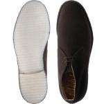 Church Ryder Crepe Chukka boots