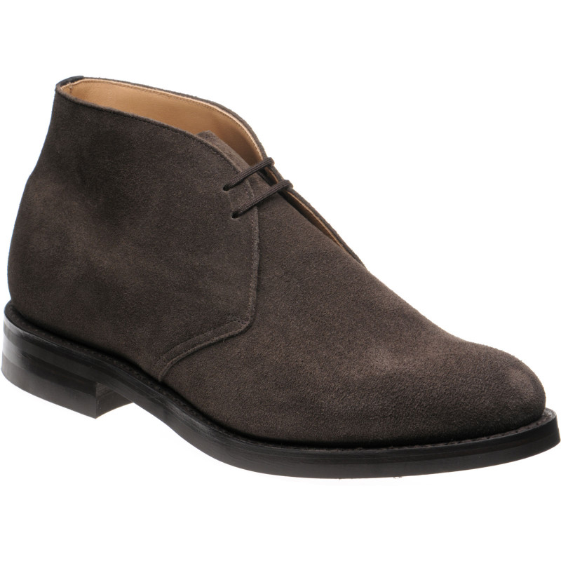 Church Ryder III  rubber-soled Chukka boots