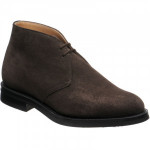 Church Ryder III Lightweight rubber-soled Chukka boots