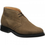 Ryder III Lightweight rubber-soled Chukka boots