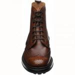 McFarlane LW rubber-soled brogue boots