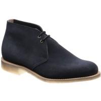 Sahara III Crepe Chukka boots