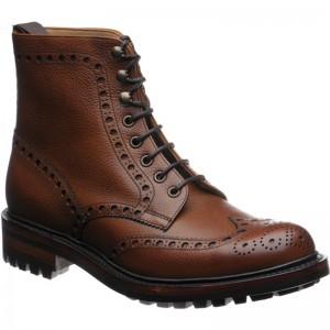 Tweed C boots