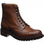 Cheaney Tweed C boots