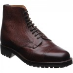 Cheaney Pennine II  rubber-soled boots