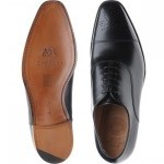 Cheaney Cambridge semi-brogues