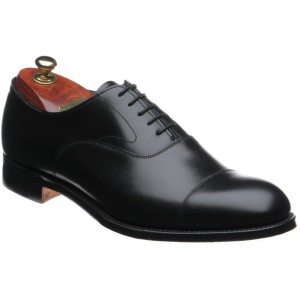 cheaney alfred in black calf
