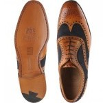Cheaney Edwin two-tone shoes