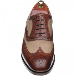 Cheaney Edwin two-tone brogues