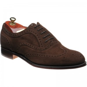 cheaney arthur iii in plough suede