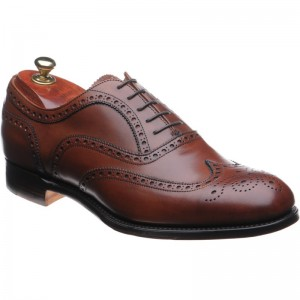 cheaney arthur iii in dark leaf