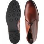 Jackie III  rubber-soled Chukka boots