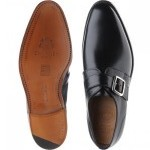 Cheaney Moorgate monk shoes