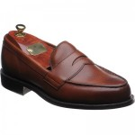 Howard R rubber-soled loafers