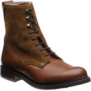 Scott rubber-soled boots