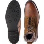 Cheaney Scott rubber-soled boots
