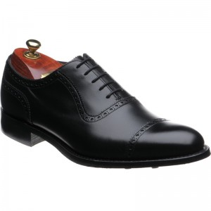 Fenchurch  rubber-soled semi-brogues