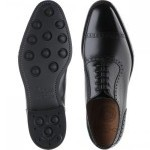 Cheaney Fenchurch  rubber-soled semi-brogues