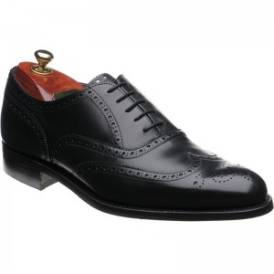 Broad II  rubber-soled brogues