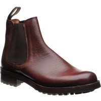 Cheaney Ribble C rubber-soled Chelsea boots