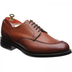 Cheaney Chiswick R rubber-soled Derby shoes