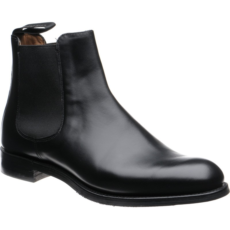 Cheaney Godfrey D rubber-soled Chelsea boots