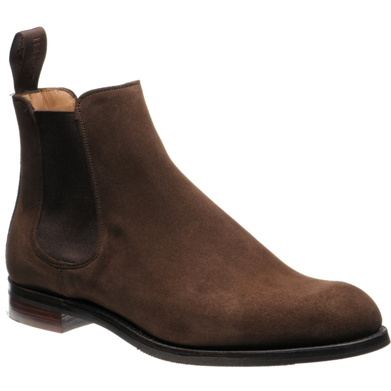 Godfrey D rubber-soled Chelsea boots