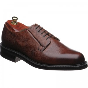 Deal rubber-soled Derby shoes