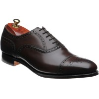 Cheaney Islington semi-brogues