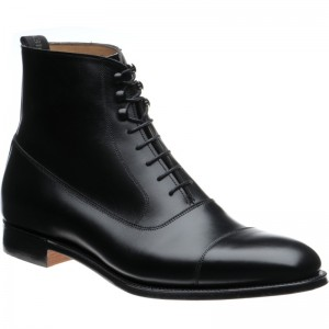 Brixworth in Black Calf