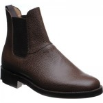 Cheaney Hampton rubber-soled Chelsea boots