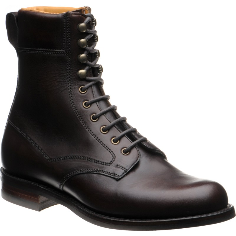 Masham R rubber-soled boots