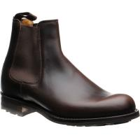 Cheaney Barnes III B rubber-soled Chelsea boots