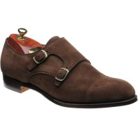 Edmund double monk shoes