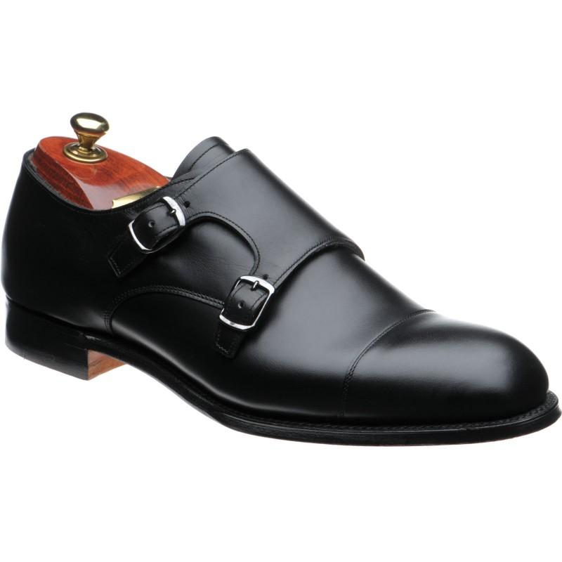 Edmund double monk shoes