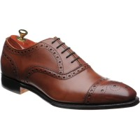 cheaney parkinson in brandy calf