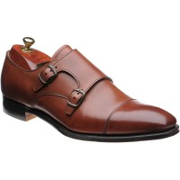 Snowdon double monk shoes
