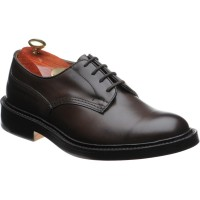 trickers woodstock in espresso calf
