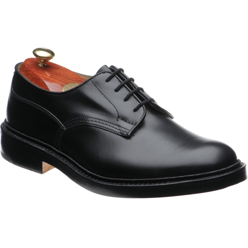 Cheap Sale Perfect Black Woodstock derby shoes Trickers Wholesale Price Sale Online Cheapest Sale Online Cheap Wholesale Price 0RKMaF1A