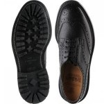 Ilkley rubber-soled brogues