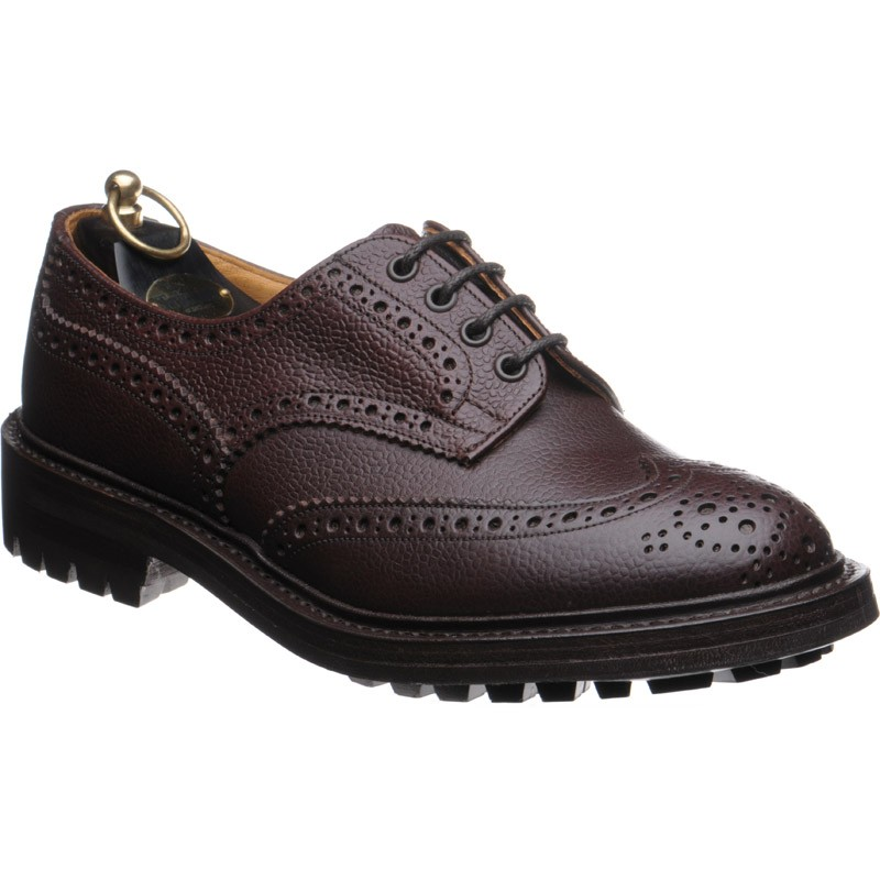 Trickers Ilkley  rubber-soled brogues