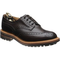Trickers Bourton Commando (G5633) rubber-soled brogues