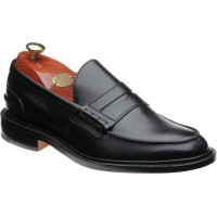 trickers james in black calf