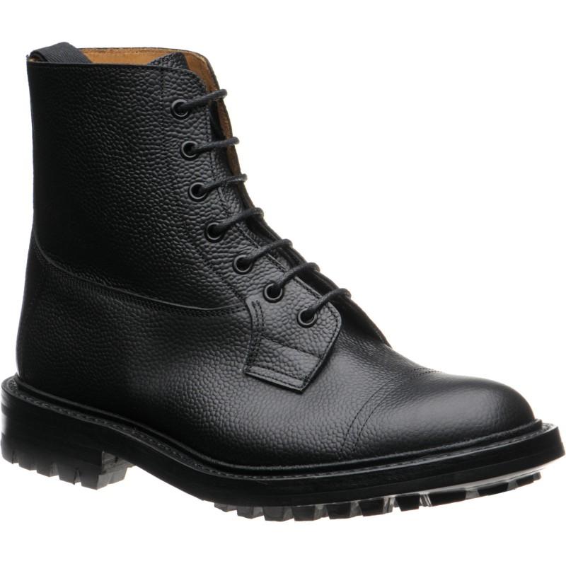 Grassmere (Commando) rubber-soled boots