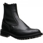 Henry rubber-soled brogue boots