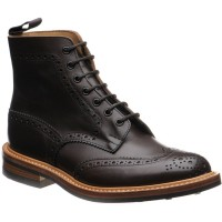 Trickers Stow Dainite (G5634) rubber-soled brogue boots