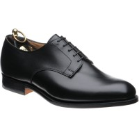 trickers wiltshire in black calf