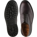 Matlock rubber-soled Derby shoes
